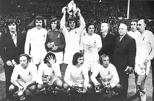March 1973 - Wembley Stadium. Tottenham win the League Cup for the ...: www.zen156211.zen.co.uk/league_cup_73.htm